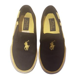 Polo Ralph Lauren boys shoes
