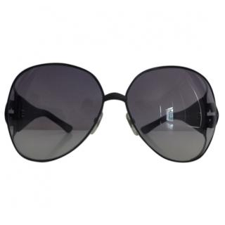Gucci Metal Frame Sunglasses