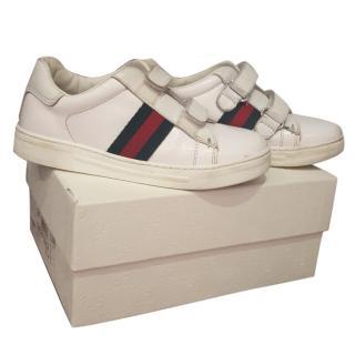 Gucci kids shoes