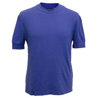 Raf Simons Blue T-Shirt