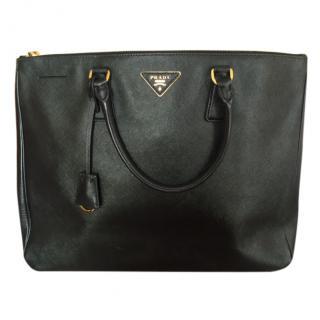 Prada Black Tote Handbag