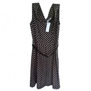 Farhi by Nicole Farhi silk dress