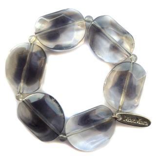 MaxMara Plexi Bracelet New