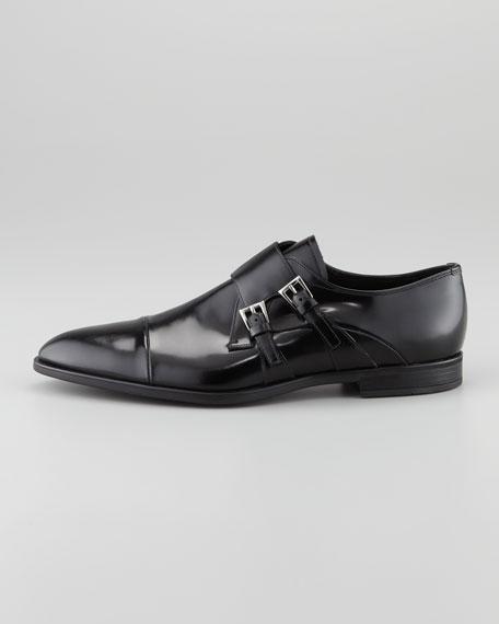 Prada Double Monkstrap Shoes | HEWI