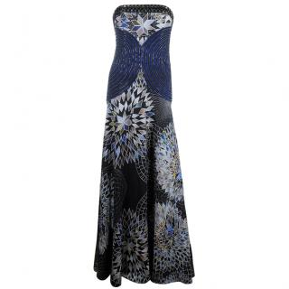Matthew Williamson Mainline Embellished Silk Gown