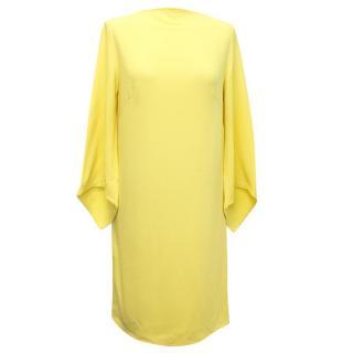 Osman Yellow Long Sleeve Dress