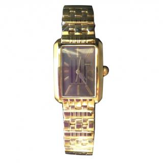 Kenzo IP Gold Unisex Watch New