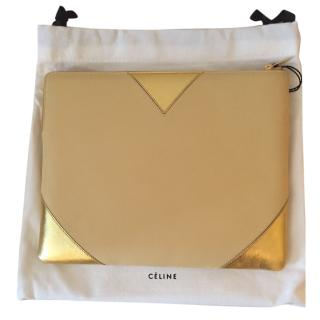 Celine Leather Pochette
