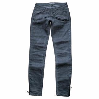 Balmain grey jeans