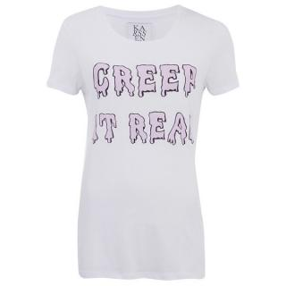Zoe Karssen Creep It Real T Shirt