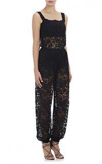 Dolce & Gabbana lace jumpsuit