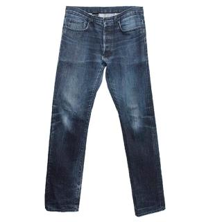 Dior Dark Blue Jeans