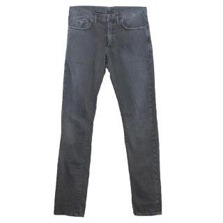 Dior Faded Grey Jeans