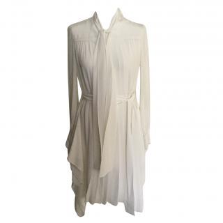 Miu miu Silk Chiffon dress