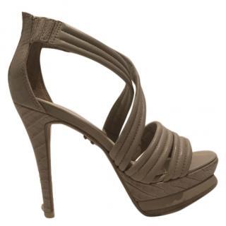 Herve Leger high heels