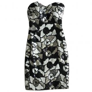 Malak El Ezzawy Couture Sequin Dress