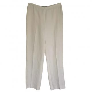 Max Mara ladies linen trousers
