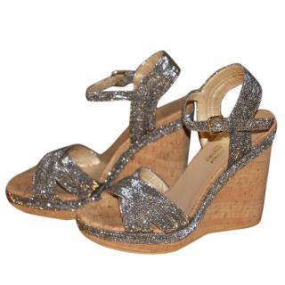 Stuart Weizman Minx Sandals