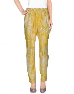 Stella McCartney casual silk trousers