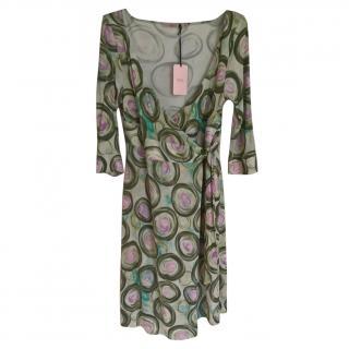 Valentino patterned dress