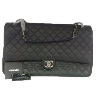 Chanel xxl classic flap bag