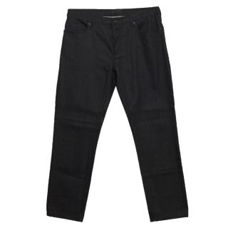 Burberry Prorsum men's blue jeans