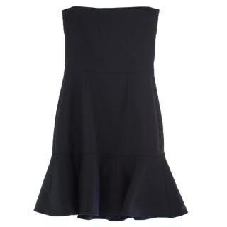 Balenciaga Strapless Dress
