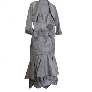 Mireia 3 piece mother of the bride/race day outfit