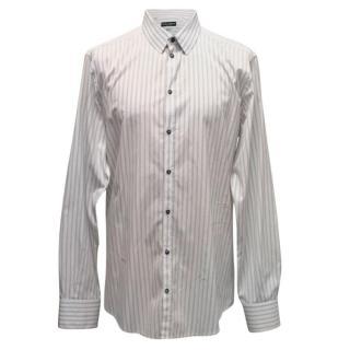 Dolce & Gabbana Men's Striped Shirt
