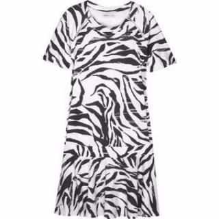 See by Chloe ladies black white print size 8