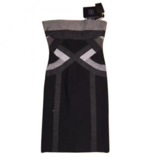 Herve Leger women's bandage strapless dress