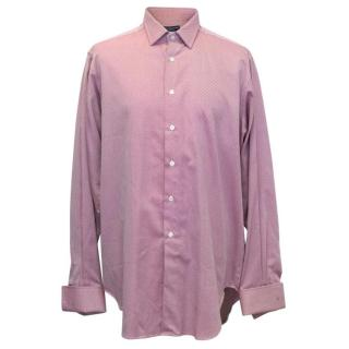 Richard James Men's Striped Shirt
