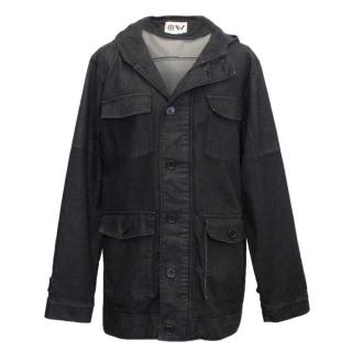 OV Men's dark denim jacket