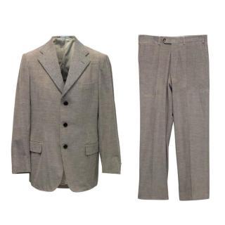 Malo men's corduroy suit