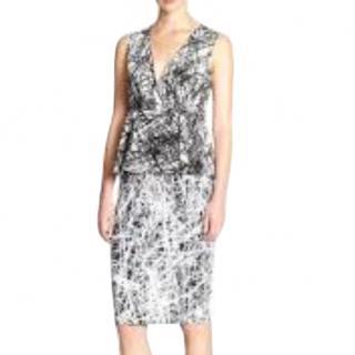 Sport max scribble dress