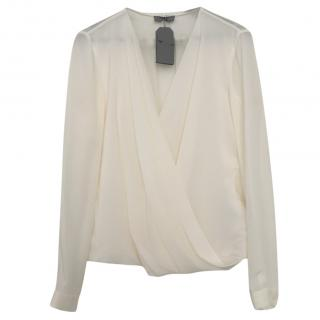 Mulberry silk blouse