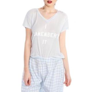 Wild Fox Couture ' I Camembert It' Tee