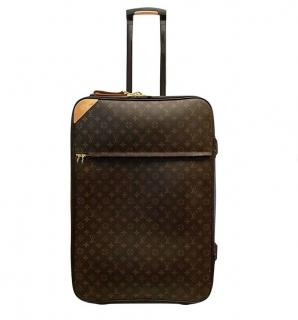 Louis Vuitton Brown Monogram Pegcase 70