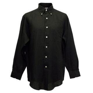 Brooks Brothers Linen Shirt