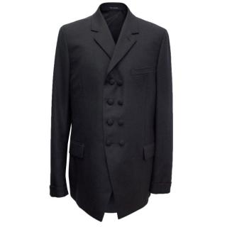 Yves Saint Laurent Double Breasted Men's Blazer
