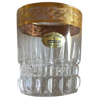 6 Murano Whisky glasses from Venice, Italy