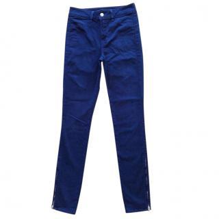 J Brand Major blue jeans