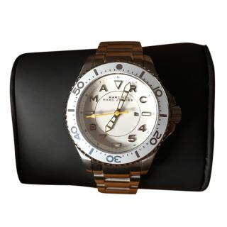 Marc jacobs ladies silver watch
