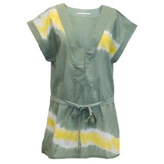 Anya Hindmarch Beach Tie-Dye Cover Up