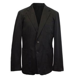 Aquascutum black blazer