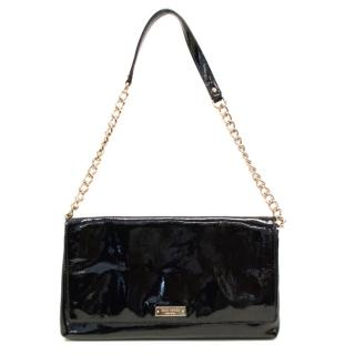Kate Spade Patent Leather Flap Bag