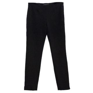 Theory cropped skinny trousers