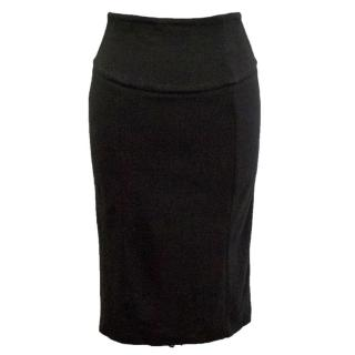 Maje pencil skirt
