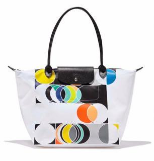 Longchamp Sarah Morris pliage bag