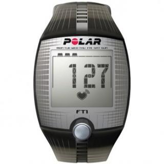 Polar FT1 unisex workout fitness watch and transmitter